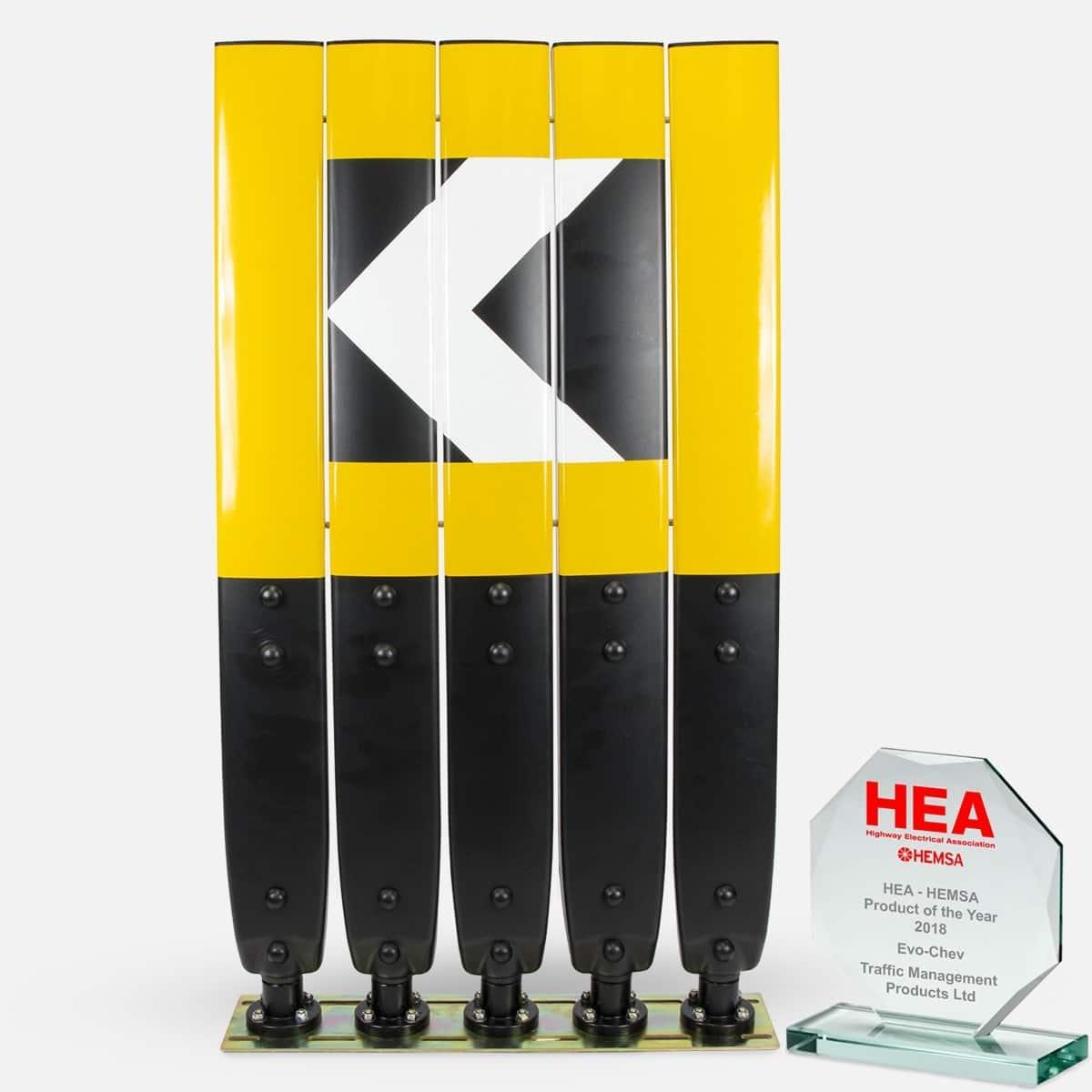 Evo-Chev HEA Winner 2018 Passive Chevron