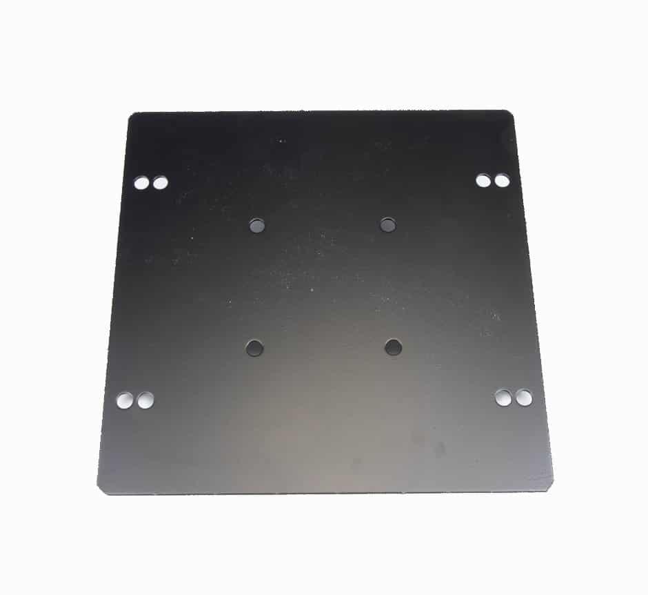 Haldo Traffic Bollard Conversion Plate alt