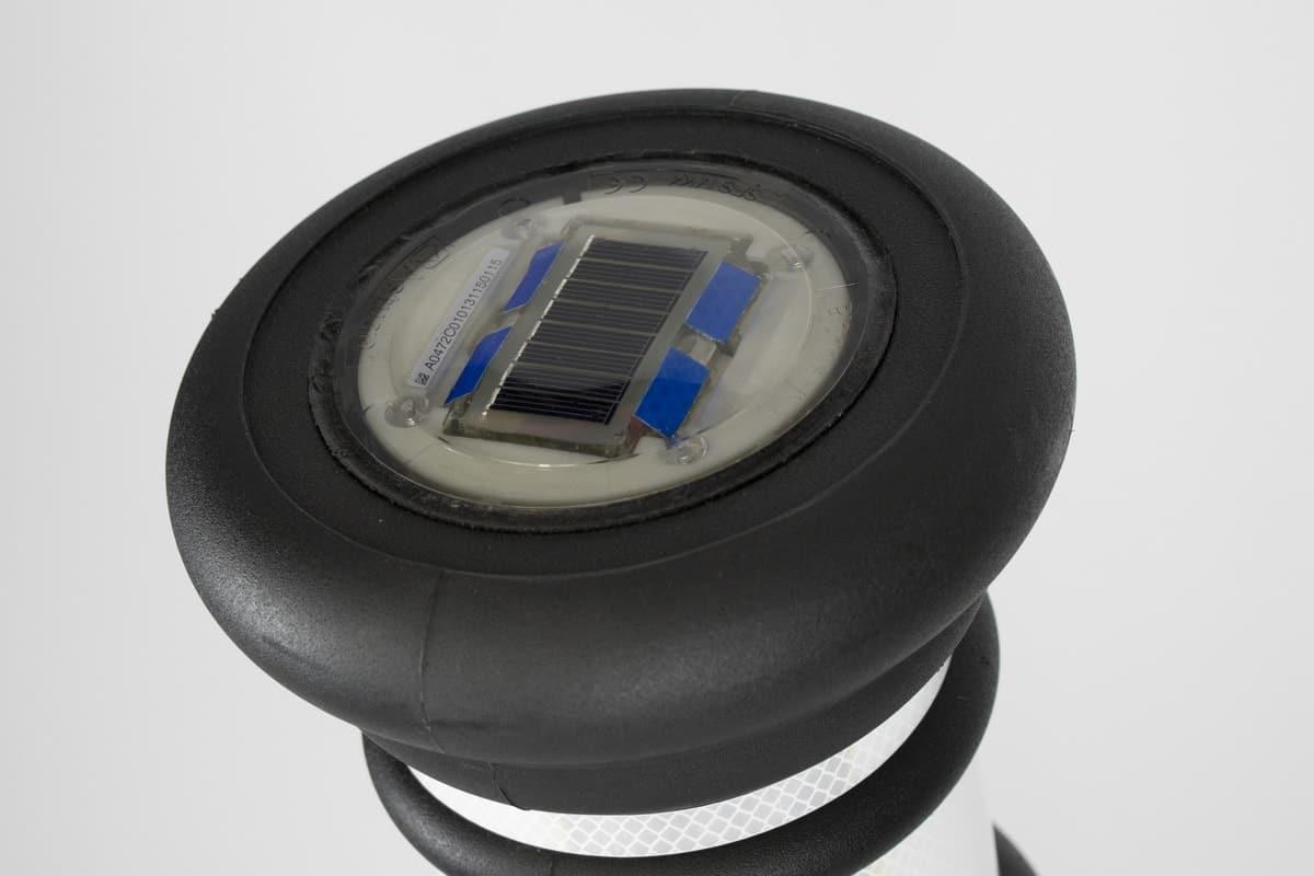 Manchester solar stud bollard