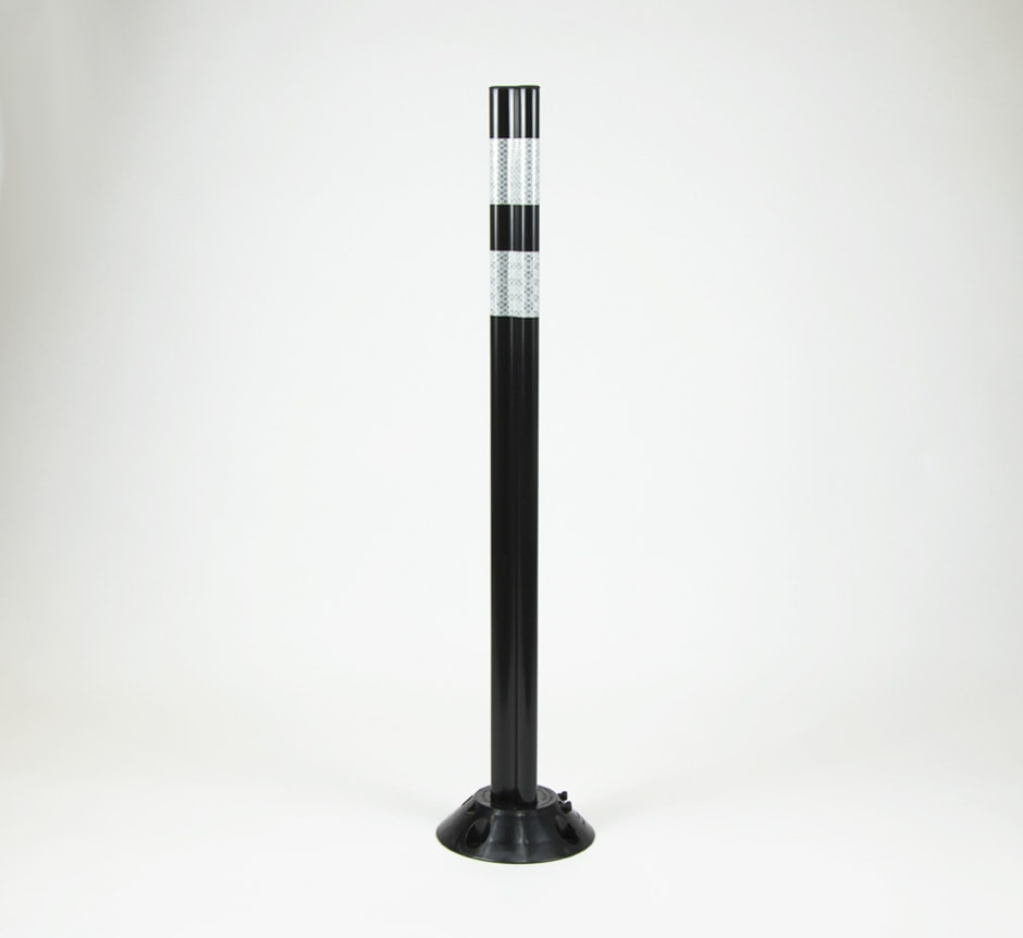 TMP Solutions Black FG300 Marker Post Side