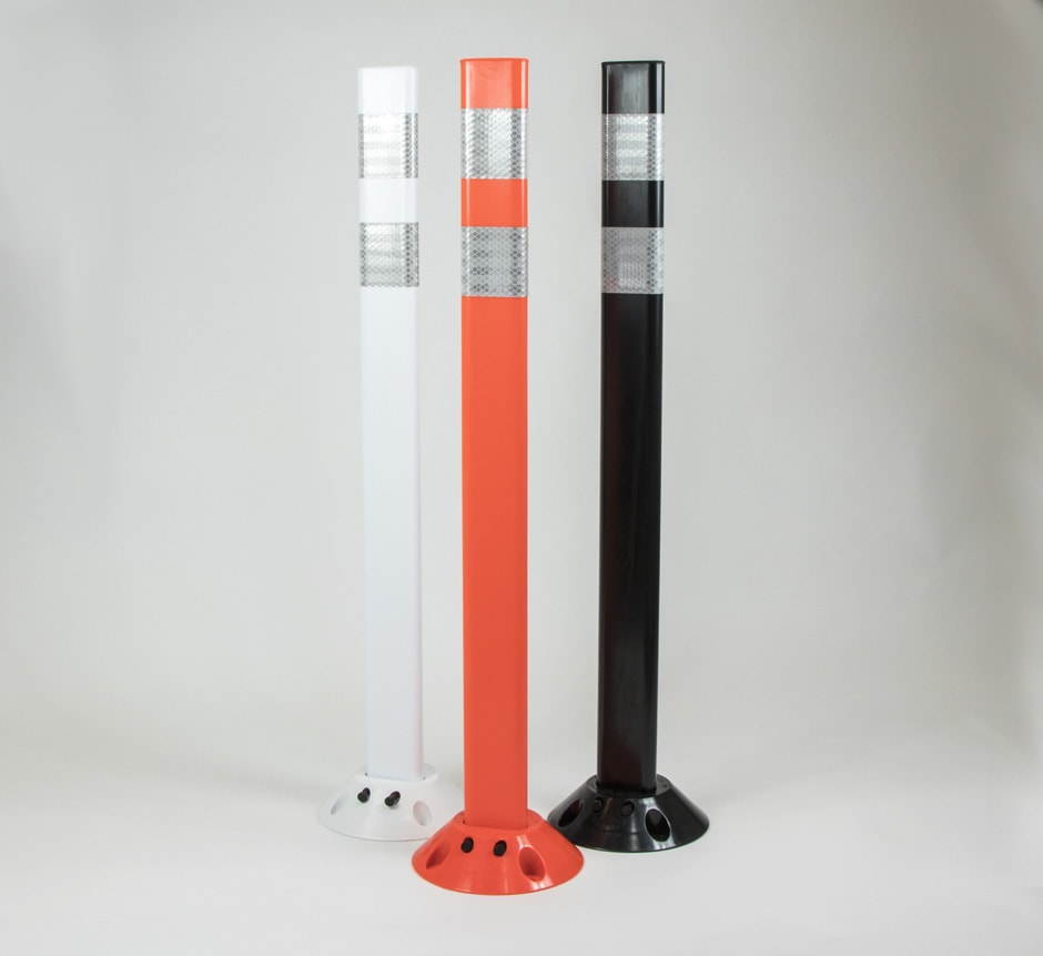 FG300 Marker Post From TMP Solutions Base