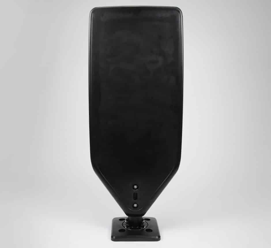 Tmp EVO-N Black bollard