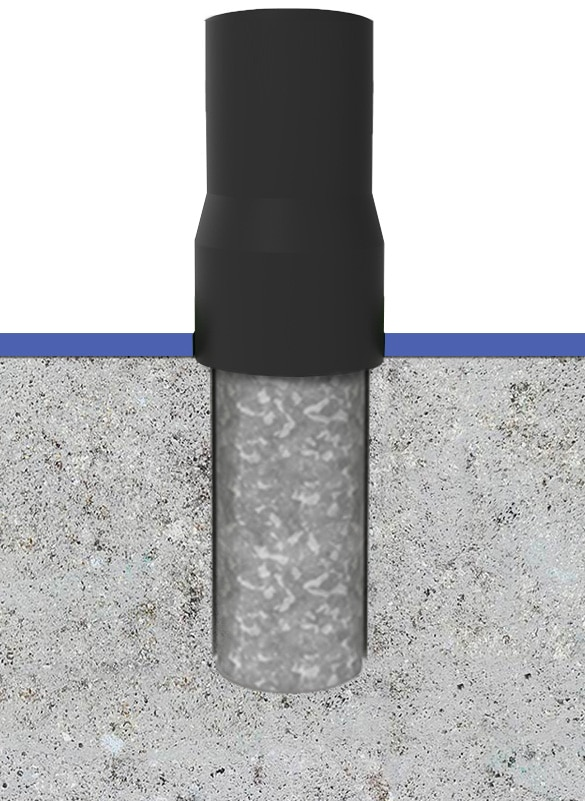 Anti-Ram street bollard by TMP Solutions