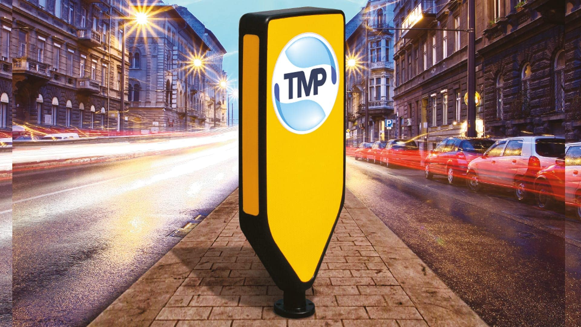 TMP Solutions Traffic Bollards