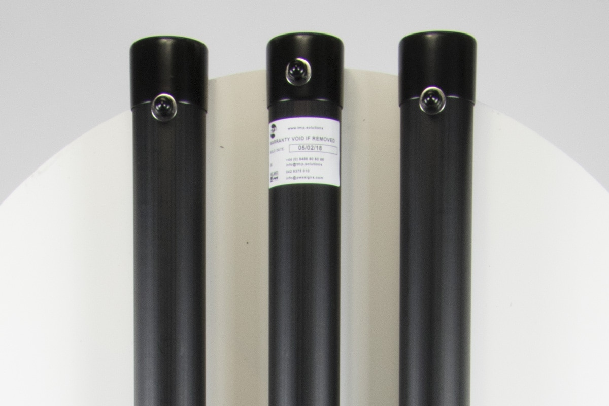 TMP MegaFlecta Bollard For High Speed Roads 02