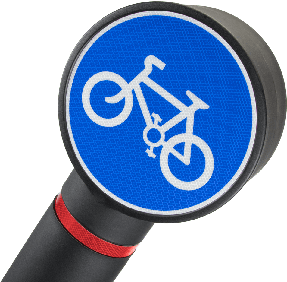 Traffic Management Products Pictor Cycle Route Traffic Bollard
