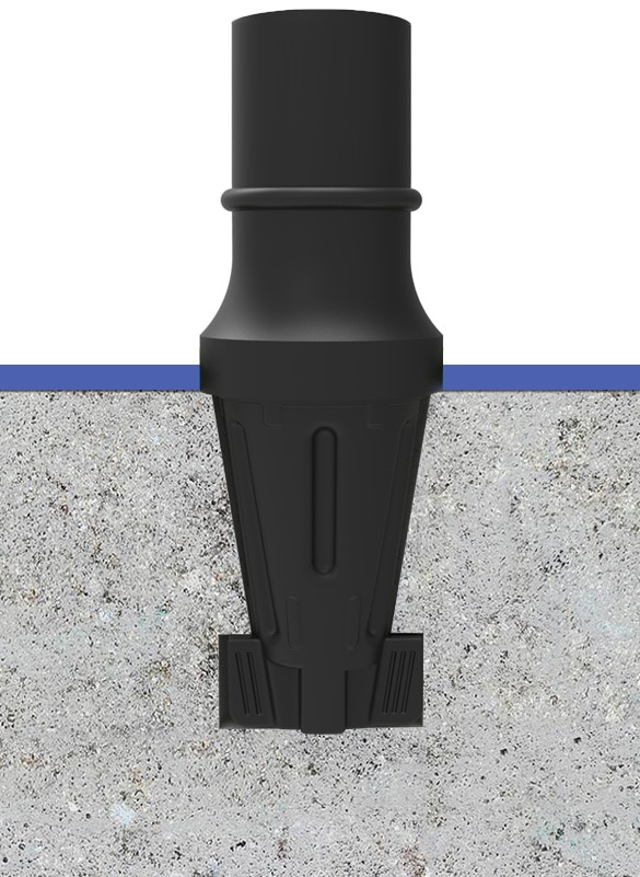 LockSafe root street bollard by TMP Solutions