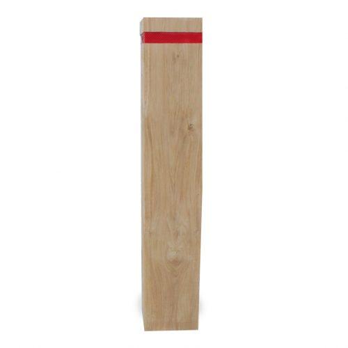 Flat Top Timber bollard