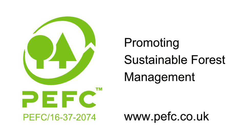 TMP Solutions Traffic Management Products PEFC Logo